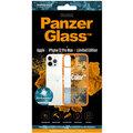 PanzerGlass ochranný kryt ClearCase pro iPhone 12 Pro Max, antibakteriální, oranžová