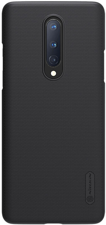 Nillkin zadní kryt Super Frosted pro OnePlus 8, černá