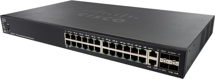 Cisco SF550X-24