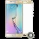 Screenshield ochrana displeje Tempered Glass pro Samsung Galaxy S6 Edge+ (SM-G928F), zlatá