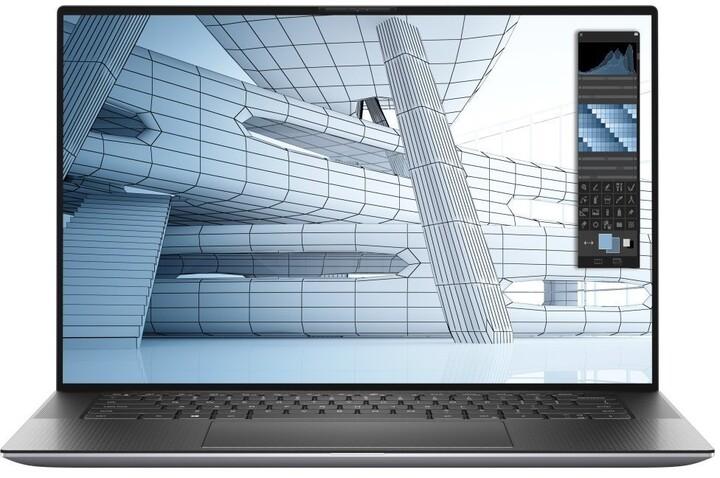 Dell Precision 15 (5550), šedá