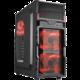 Sharkoon VG5-W, černo-červená
