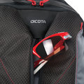 "DICOTA Backpack Ride 15,6"", černá"