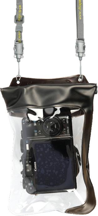 DiCAPac WP-570 pouzdro pro digitální fotoaparáty střední velikosti se zoomem