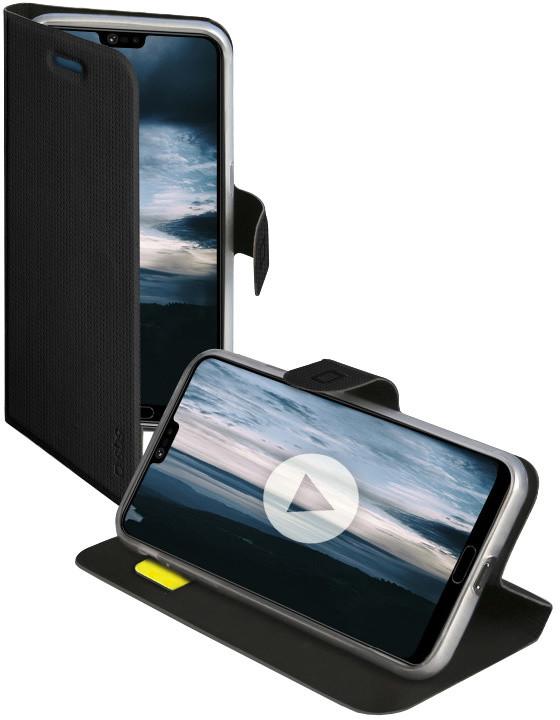 SBS Book Sense pouzdro pro Huawei P20, černá