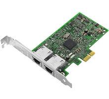 Dell 2-portová sítová karta 1 GbE - Broadcom 5720 DP, PCIe, plná výška - 540-BBGY