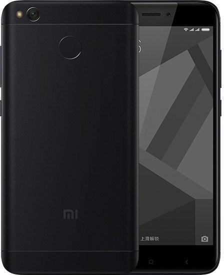 Xiaomi Redmi 4X - 32GB, Global, černá