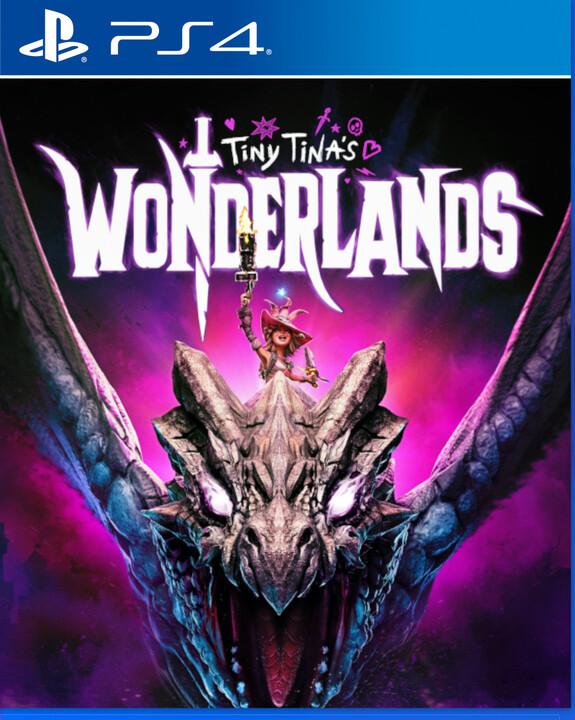 Tiny Tinas Wonderlands (PS4)
