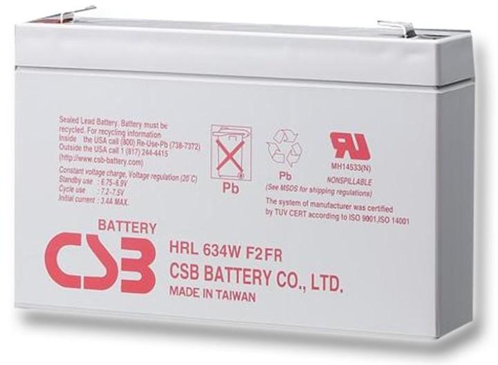 Eaton náhradní baterie pro UPS 6V/9Ah