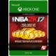 NBA 2K17 - 200,000 VC (Xbox ONE) - elektronicky  + Voucher až na 3 měsíce HBO GO jako dárek (max 1 ks na objednávku)