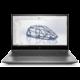 HP ZBook Fury 15 G7, šedá