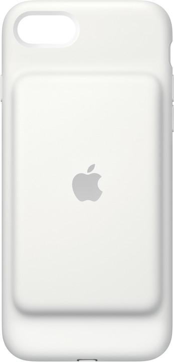 Apple iPhone 7 Smart Battery Case – bílý