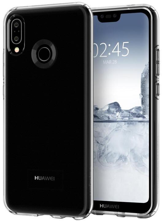Spigen Liquid Crystal Huawei P20 Lite, Clear