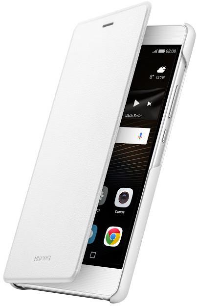 Huawei Original Folio Pouzdro pro P9 Lite (EU Blister), bílá