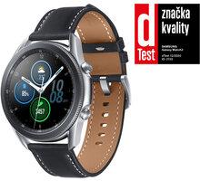 Samsung Galaxy Watch 3 45 mm, Mystic Silver - SM-R840NZSAEUE