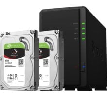 Synology DS218play DiskStation