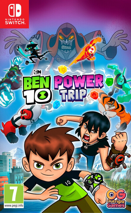Ben 10: Power Trip (SWITCH)