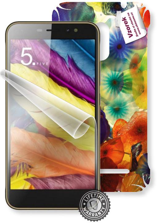 ScreenShield fólie na displej + skin voucher (vč. popl. za dopr.) pro Nubia N1 Lite