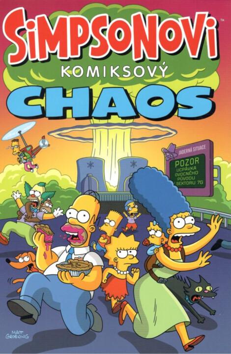 Komiks Simpsonovi: Chaos