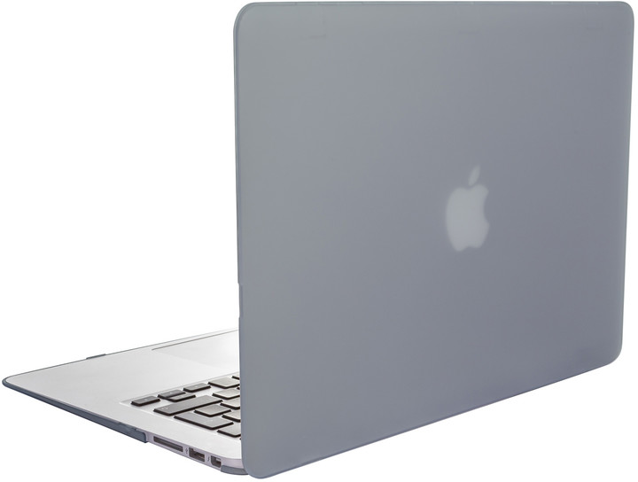 "EPICO plastový kryt pro MacBook Pro 13"" (2017/2018;Touchbar) MATT (A1706. A1708. A1989), šedá"