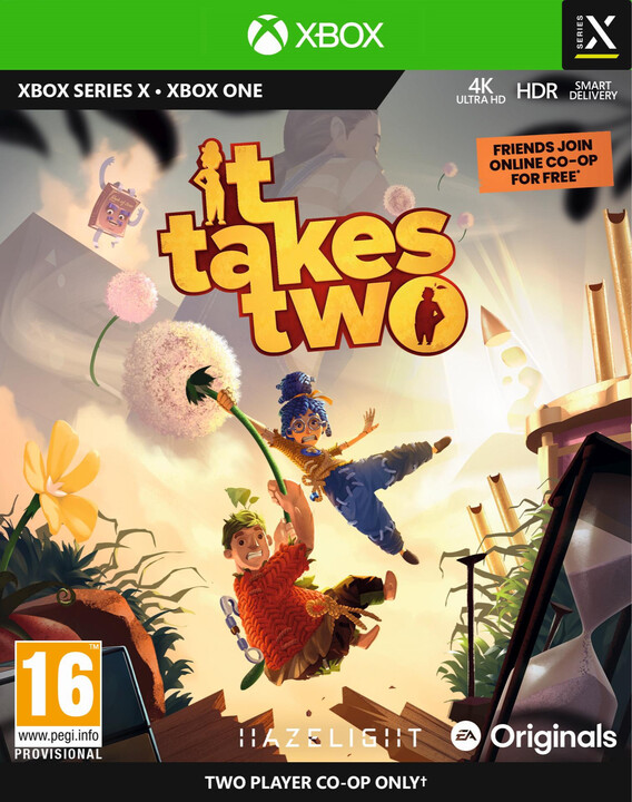 It Takes Two (Xbox ONE)