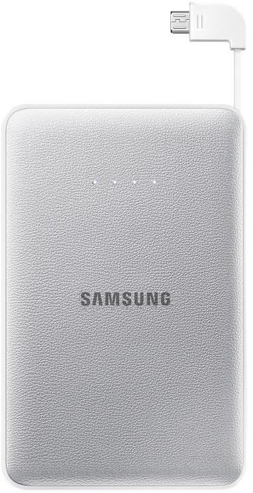 Samsung EB-PN915B externí baterie 11300mAh, stříbrná