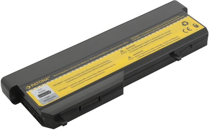 Patona baterie pro Dell, VOSTRO 1310 6600mAh 11,1V Li-Ion