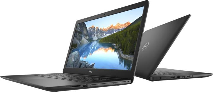 Dell Inspiron 17 (3780), černá