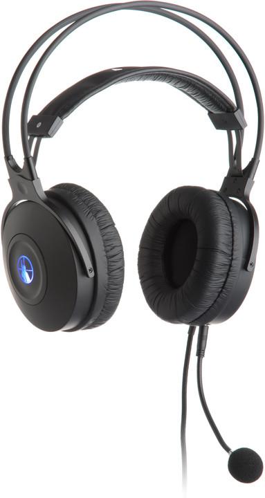CONNECT IT SNIPER USB 7.1 sluchátka s mikrofonem GH3300