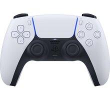 Sony PS5 Bezdrátový ovladač DualSense, bílý - PS719399605