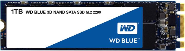 WD Blue 3D NAND, M.2 - 1TB