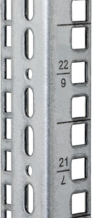 Triton vertikální lišta RAX-VL-X42-X1, 42U, 1ks