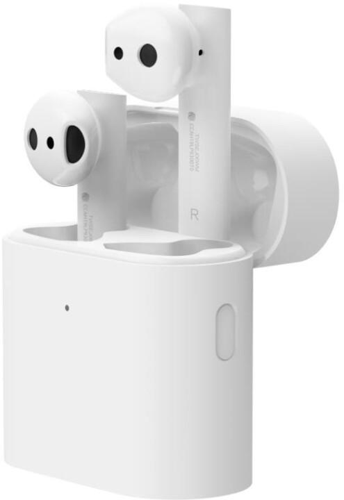 Xiaomi Mi True Wireless Earphones 2, bílá