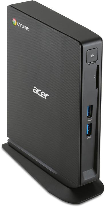 Acer Chromebox CXI2, černá