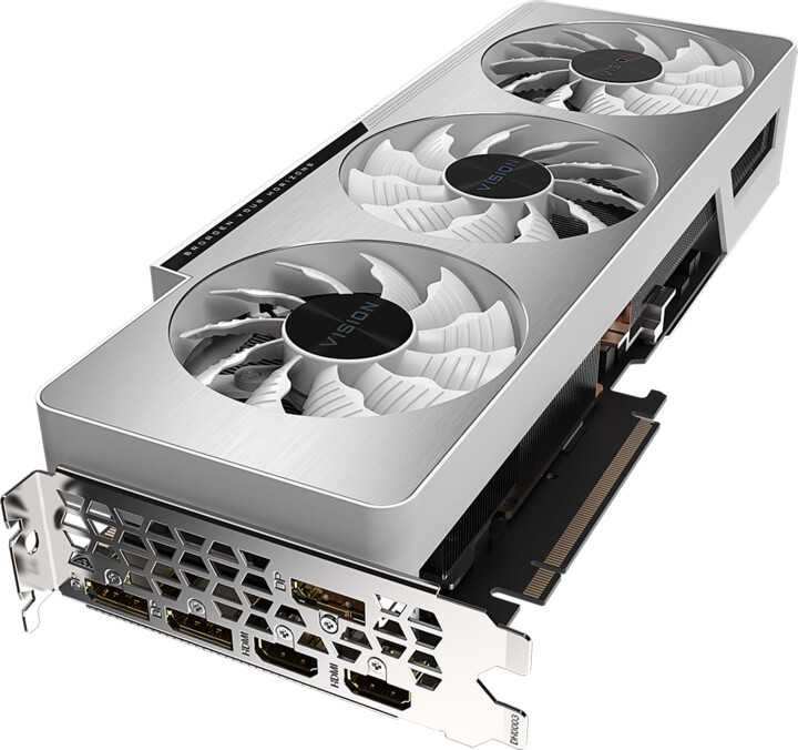 GIGABYTE GeForce RTX 3080 Ti VISION OC 12G, 12GB GDDR6X