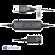 JPL kabel BL-05MS+P - pro náhlavky s QD konektorem do USB