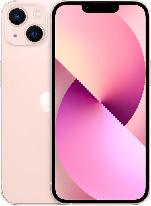 Apple iPhone 13, 256GB, Pink