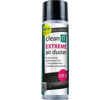 Clean IT stlačený plyn EXTREME 500g, nehořlavý CL-136