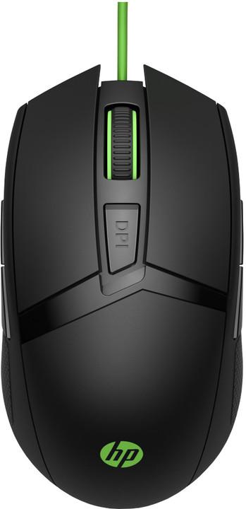 HP Pavilion Gaming 300, černá