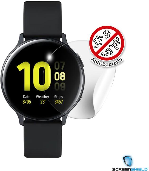 Screenshield fólie na displej Anti-Bacteria pro Samsung Galaxy Watch Active 2 (44 mm)