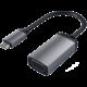 Satechi Type-C to VGA Adapter, šedá