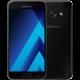 Samsung Galaxy A3 (2017), černá  + Aplikace v hodnotě 7000 Kč zdarma