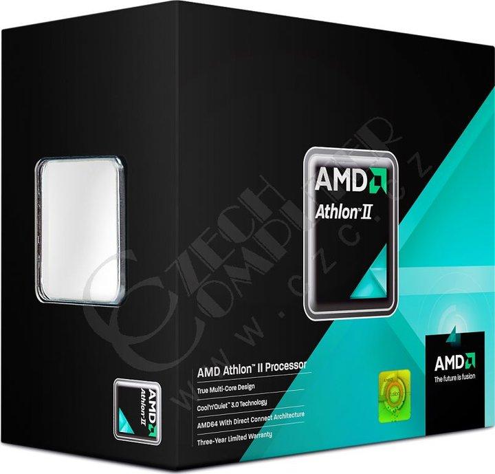AMD Athlon II X2 245 (ADX245OCGQBOX)