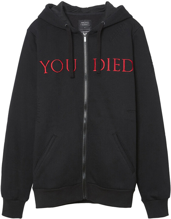 Mikina Dark Souls - You Died (L)