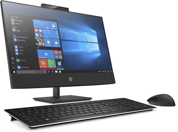 HP ProOne 600 G6 22, černá
