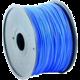 Gembird tisková struna (filament), ABS, 1,75mm, 1kg, modrá