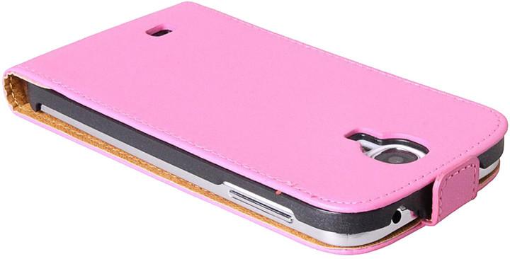 Patona pouzdro pro Samsung Galaxy S4 (I9505), fialová hladká