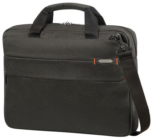 "Samsonite Network 3 LAPTOP BAG 15.6"" Charcoal Black"