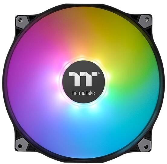 Thermaltake Pure 20 TT Premium Edition ARGB Sync, 200mm (1 ks v balení, řízené LEDky, s řadičem)
