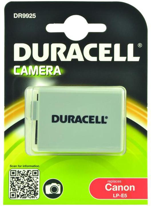 Duracell baterie alternativní pro Canon LP-E5